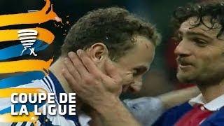 Paris Saint-Germain - Girondins de Bordeaux 2-2 (4-2 tab) - Finale Coupe de la Ligue 1998 - Résumé