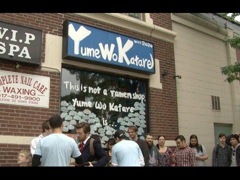Ramen Shop Celebrates Four Years in Cambridge