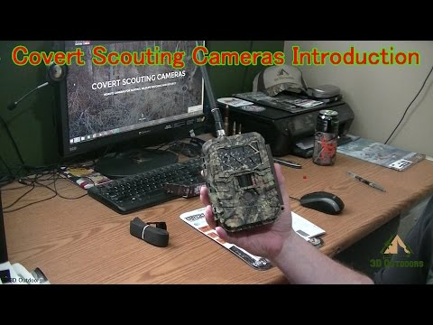 Covert Scouting Cameras Introduction