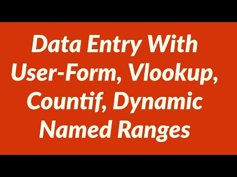How to Create Timer-Counter Using Excel VBA - VideoPlas