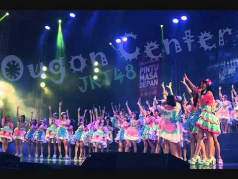 JKT48 - Ougon Center / Incarlah Center (AUDIO Clean Version)
