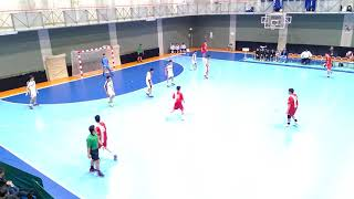 第41回全国高校ハンドボール選抜大会 1回戦 市川vs学法石川⑦
