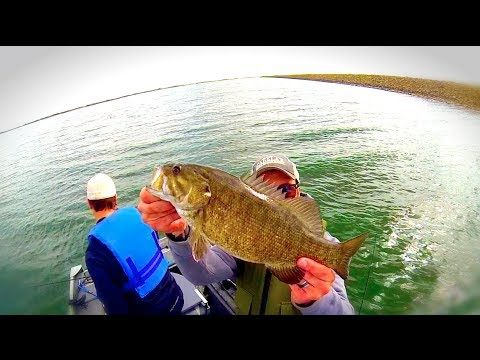 Coffee County Smallmouth & White Bass // GoPro