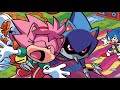 Sonic CD Fan Film Motion Comic mp3