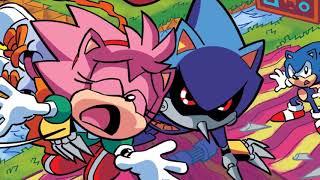 Komik Sonic CD - Fan Film *Hareket*