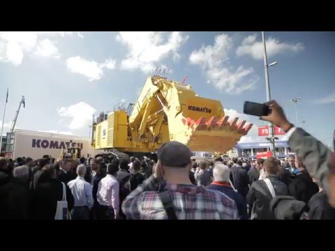 The ZF Booth At Bauma 2016 (EN)