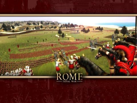 ROME TOTAL WAR Barbarian Invasion - 47 (Very Hard). Моды