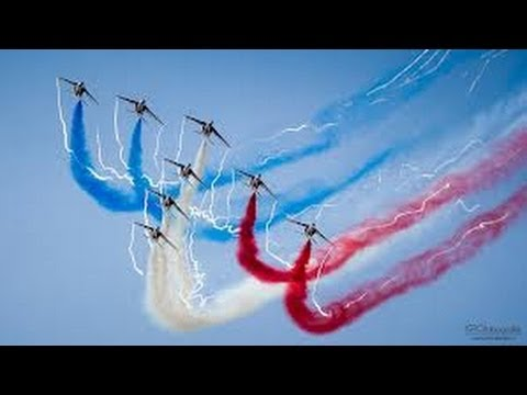 PAF - Patrouille de France at Paris Air Show 2013