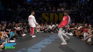 Majid vs Kuty TOP 24 Hiphop Forever - Summer Dance Forever 2019