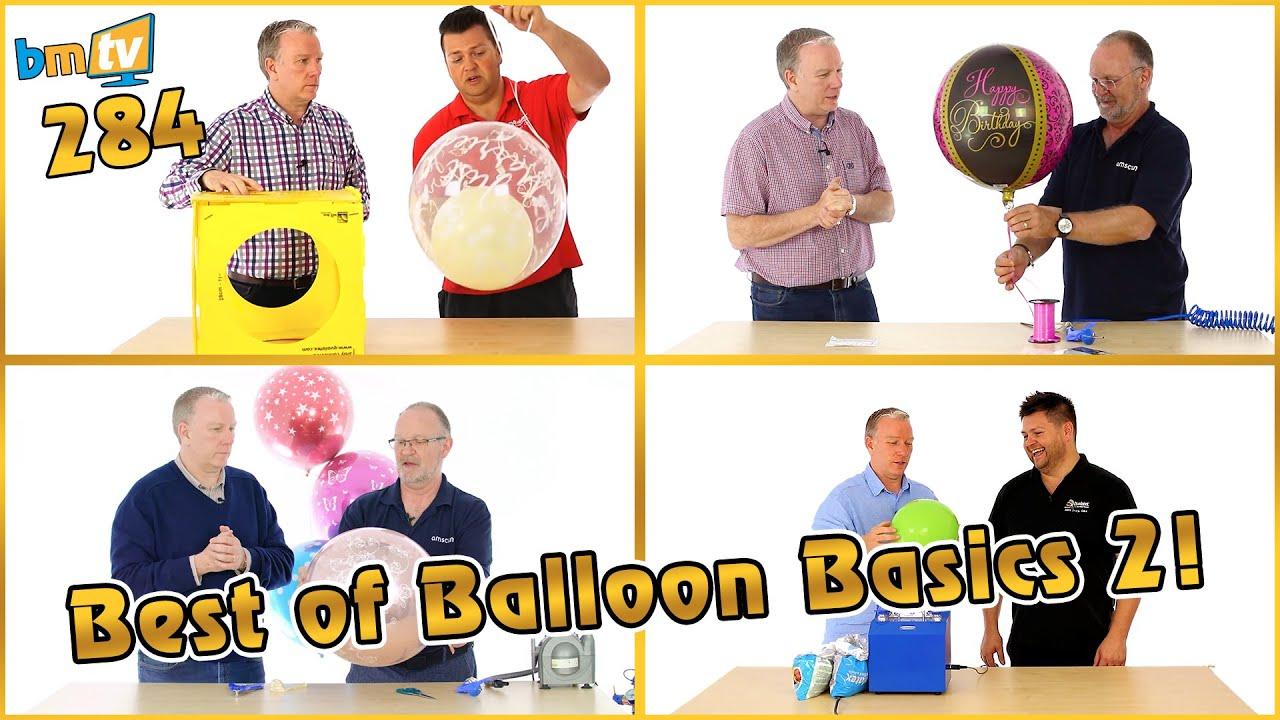 Best of Balloon Basics 2! BMTV 284