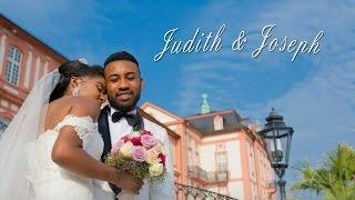 Judith & Joseph Congolese wedding in Mainz (Germany)