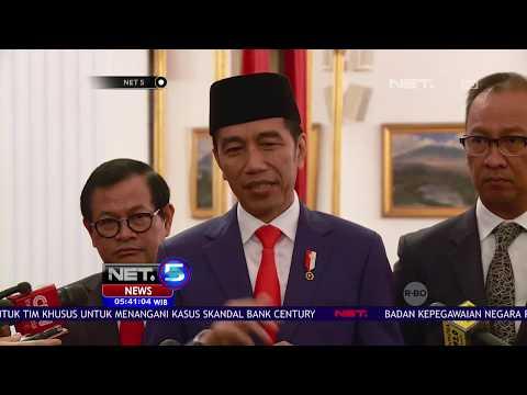 Presiden Jokowi Mengalokasikan 50% Cukai Rokok Untuk Menutup Defisit BPJS - NET 5
