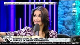 """Excentricităţile Oanei Zăvoranu: """"A început să-mi placă să merg la supermarket"""""""