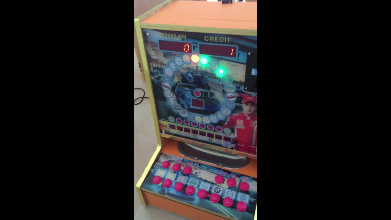 Coin operated gambling machine what is the definition of gambling addiction