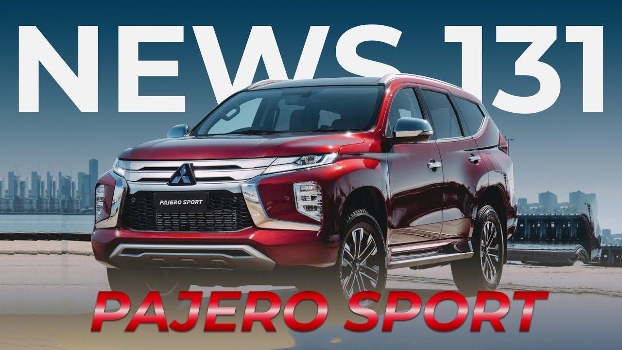 Mitsubishi âm thầm ra mắt Pajero Sport 2020 đầy bất ngờ – Tin tức ô tô mới nhất