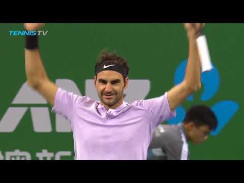 ATP Stars Describe Roger Federer in One Word!