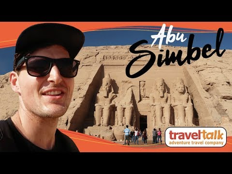 Aswan Adventures: The Temples of Abu Simbel, Egypt | Travel Talk Tours