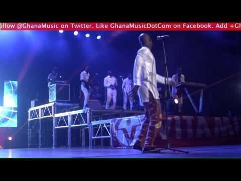 Kwabena Kwabena VitaMilk Love Night concert 2017 | Ghana Music