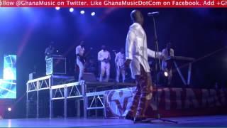 Kwabena Kwabena VitaMilk Love Night concert 2017 | GhanaMusic.com Video