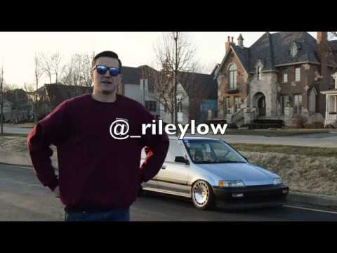 Rileys 1990 Honda Civic Wagon Youtube