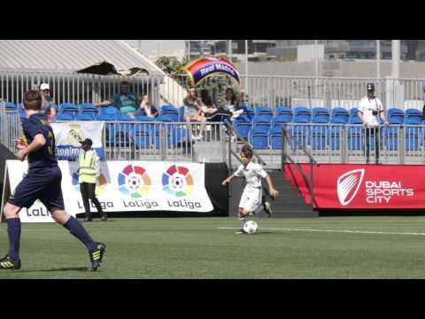 Dubai Intercontinental Cup U13 Mini Highlights - Day 1 (Morning session)