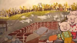 Мультфильм «Три поросёнка»