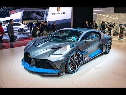 Best Fastest Supercars Hypercars at Geneva Motor Show. 2020 Was Canceled – Throwback to Best of 2019