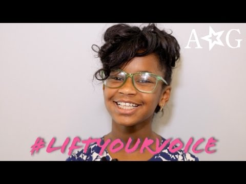 Marley Dias Of 1000 Black Girl Books Campaign | #LiftYourVoice With Melody | American Girl