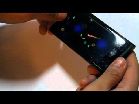 Lumiappaday #79: Stray Sperm demoed on the Nokia Lumia 800