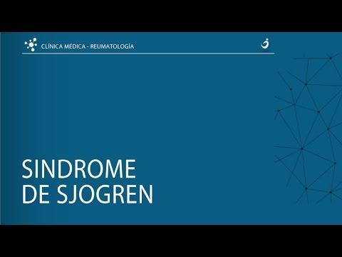 Síndrome Sjogren - Reumatología, Clínica Médica