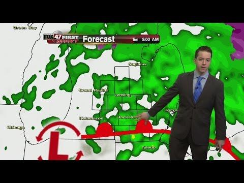 Dustin's First Alert Forecast 1-16