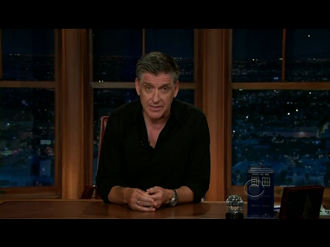 Late Late Show with Craig Ferguson 7/20/2012 Jason Biggs, Jordana Brewster, Brian Scolaro