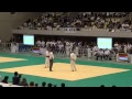 【柔道】8/9 郡山総合体育館 第3試合場