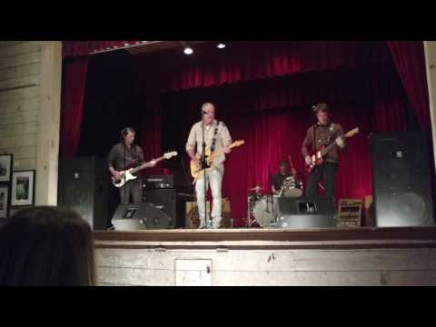 """Tobin Sprout """"To Remake The Young Flyer"""" Old Art Building, Leland, 4/8/17"""