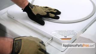 Dryer Door Latch Kit - How To Replace