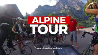 Bike Switzerland Alpine Tour
