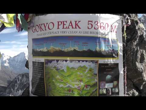 Everest and Gokyo trekking 2012