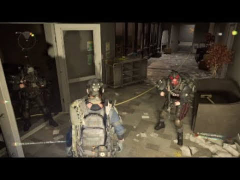 The division 2: hunters takeover safe house  