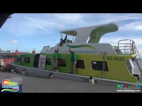 Let's Go Belizing with San Pedro Belize Express!