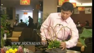 Hướng dẫn cắm hoa - Cắm Cẩm chướng và Hoa cúc - vietflower.info