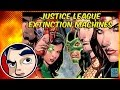 Justice League extinction Machines - Rebirth Complete Story video