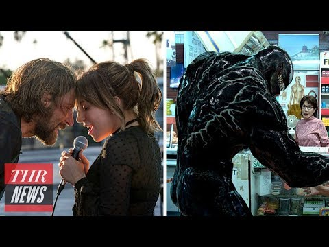 Box-Office Preview: How 'Venom' and 'A Star Is Born' Will Fare in Domestic Debuts | THR News