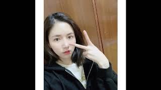 (edit) 러블리즈(lovelyz) jin '권진아-오늘 뭐 했는지 말해봐' cover 200530 ver…