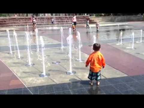 Jack at Washington Park, Cincinnati Ohio.