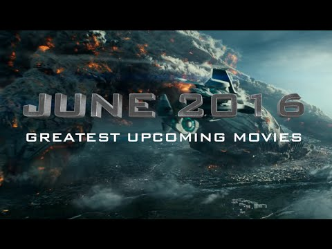 Trailer of the Greatest Upcoming Movies of June 2016 - YouTube