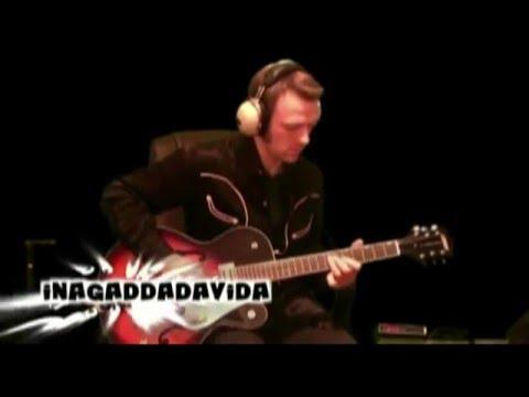 guitar lessons iron butterfly inagaddadavida tab