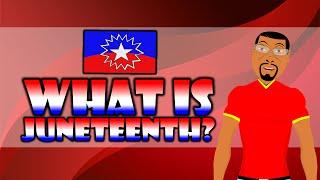What is Juneteenth? Watch a Juneteenth for Kids Cartoon (Fun Facts about Juneteenth)