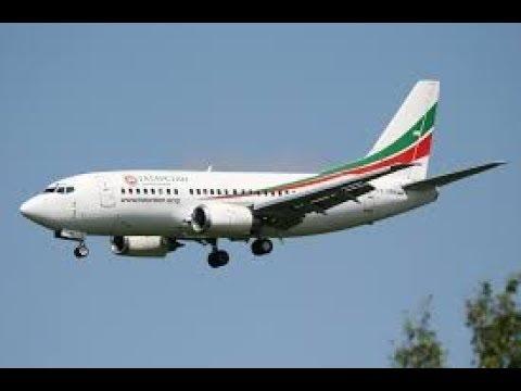 X-Plane - Wich way is up? (Tatarstan Airlines flight 363)