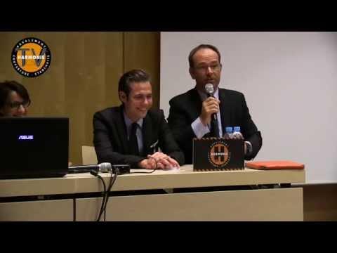 Conférence au Salon de la Copropriété 2014.