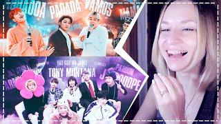 Baixar ПЕСНЯ ИЗ МЕМОВ BTS и ATEEZ РЕАКЦИЯ/REACTIONS | KPOP ARI RANG